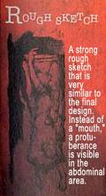 FleshRoughSketch