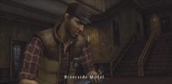 Travis finds Riverside Motel Key 001