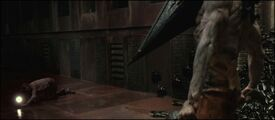 Rose & the Pyramid Head image (Silent Hill)