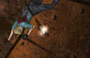Silent Hill - Monster Cybil saved 2
