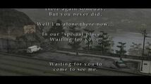 Silent Hill 2 - Maria Ending