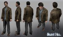 Harry SM 3D Model