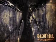 Silent Hill Homecoming - Pyramid Head