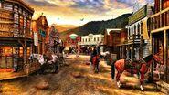 Wild West Town F