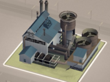 List of industrial buildings in SimCity BuildIt