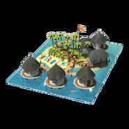 Icon-paradise island