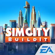 SimCity BuildIt icon 2016