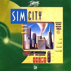 Jaquette SimCity.jpg