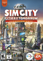 250px-SimCity Cities of Tomorrow box art.png