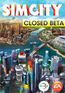Capa SimCity Closed Beta