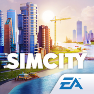 SimCity BuildIt icon 2019