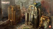 Concept Arts SimCity 2013 03