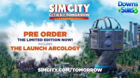 SimCity 5 - Cidades do Amanhã (Pacote de Expansão)