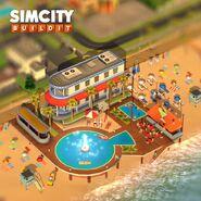 SCBI CoM7 Luxury Beach Hotel