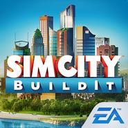 SimCity BuildIt icon 2015