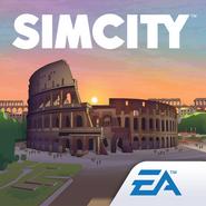 SimCity BuildIt icon 2021-2