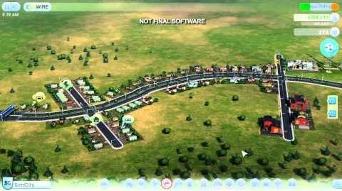 SimCity - Gameplay and Developer Walkthrough