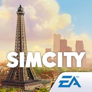 SimCity BuildIt icon 2021