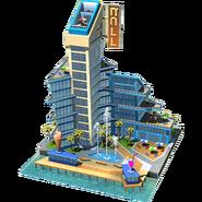 Icon-luxury mall