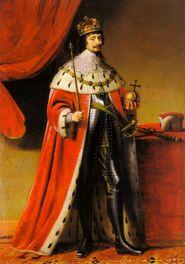 King Richard IV Wolfker