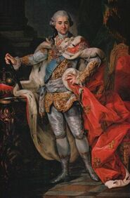 Alexander Wolfker in Coronation Outfit