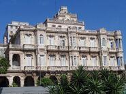 Aquitanian Embassy in La Havana