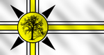 Flag of The Unified Republic of White Highlands
