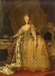 Queen Elizabeth Wolfker