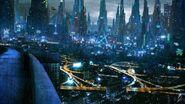 Downtown Celestial City