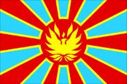 Perthshire flag