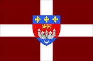 New Bordeaux flag