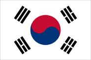 Korea flag