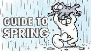 Spring Season - Simon's Cat - GUIDE TO