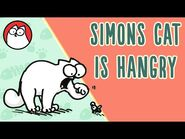 SIMON'S CAT IS HANGRY (Holiday Special)