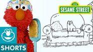 Sesame Street- Simon's Cat and Elmo take a Nap!