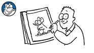 Simon Draws- Mice - Simon's Cat - CREATIVE