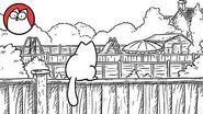 Beyond the Fence - Simon's Cat UK TV Advert - SHORTS -11