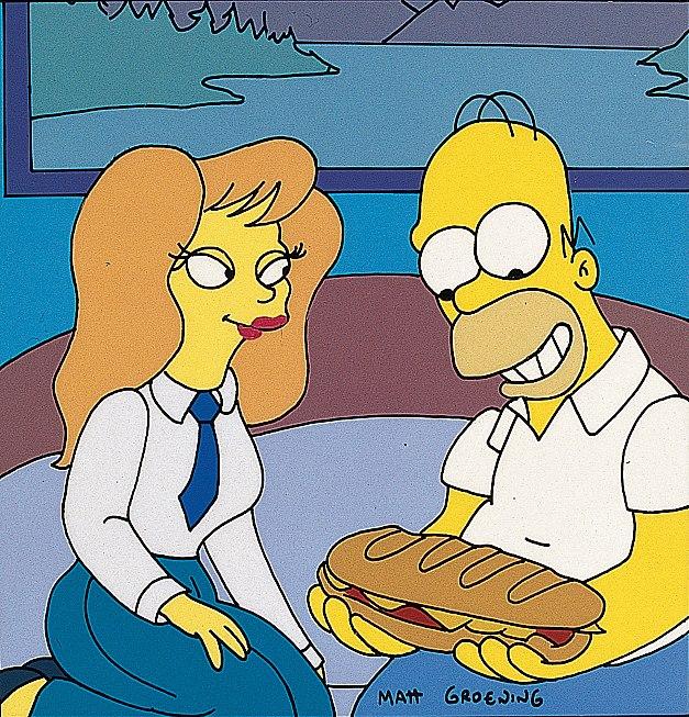 A última tentação de Homer