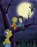 Treehouse of Horror XXIII - Promo Card