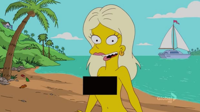 Drunk Girls Who Signed Waivers Simpsons Wiki Fandom