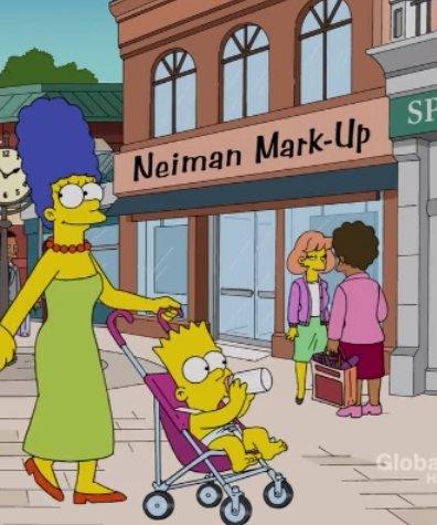 Neiman Mark-Up