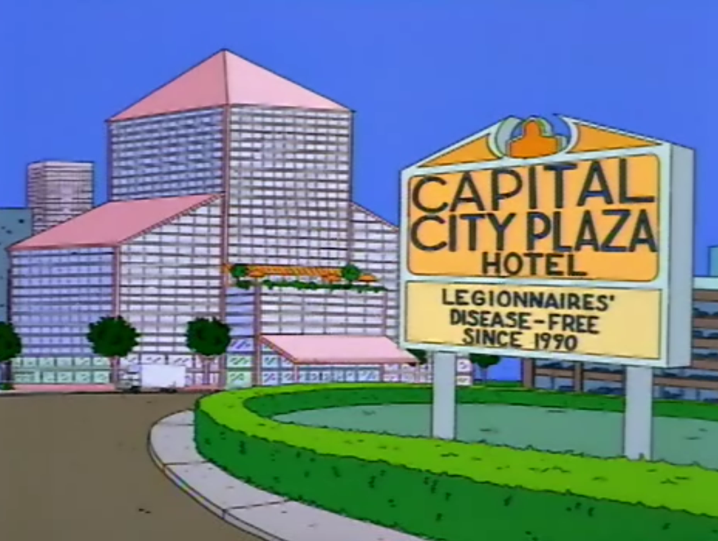 Capital City Plaza Hotel