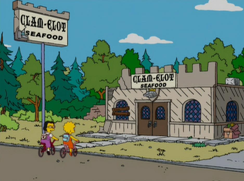 Clam-Elot Sea-Food