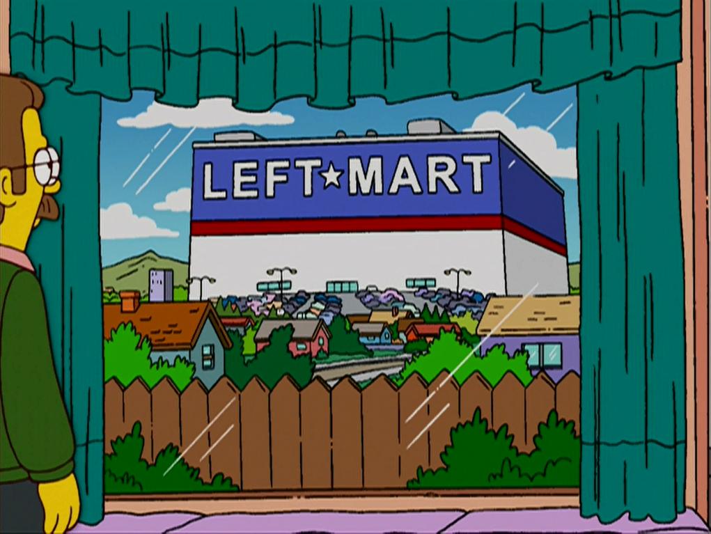 Left-Mart