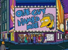 Moe peça teatro