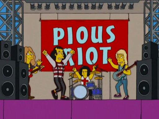 Pious Riot