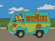 The Ministry Machine