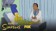 Marge Sprains Her Ankle Season 30 Ep