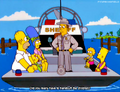 Simpsons Arrested