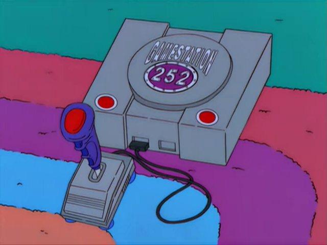 GameStation 252